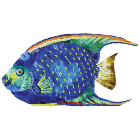 Angel Fish G-AFM 9″X18″