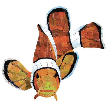 Clown Fish (G-CFS) 8″x9″