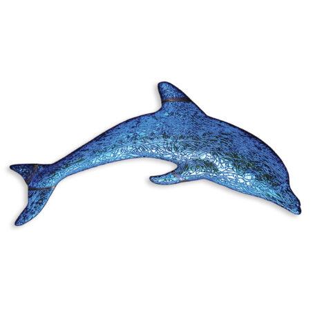 Sapphire Mini Dolphin (MDMISAPB)  6″