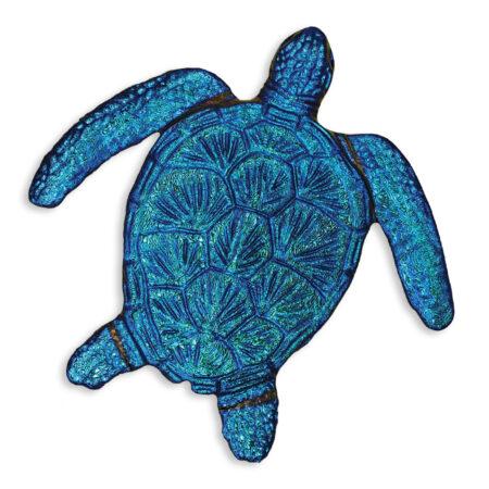 Sapphire Loggerhead Turtle (MTLOSAPB) 6″