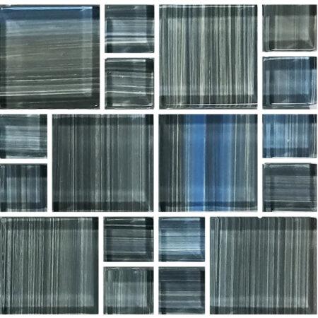STEEL BLUE GRAY MIXED 12″x12″ GW8M2348B9