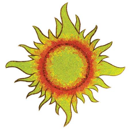 Sun (G-SUM) 47″x46″