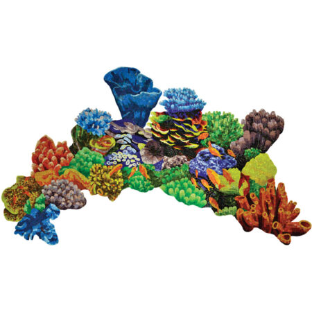 Coral Reef Topview (G-CORL) 55″x93″