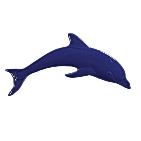 MINI DOLPHIN DARK BLUE (DMIDBLRB) 6″