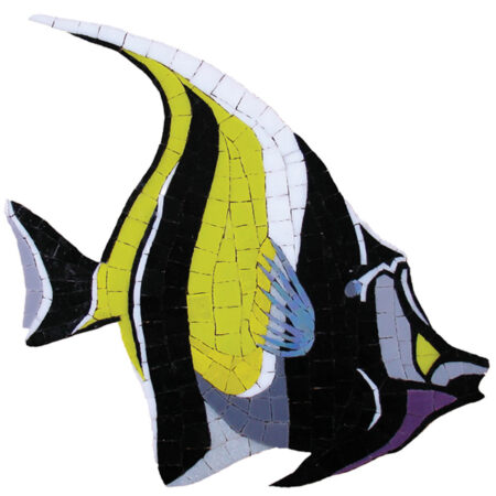 Moorish Idol (G-MFM) 12″x13″