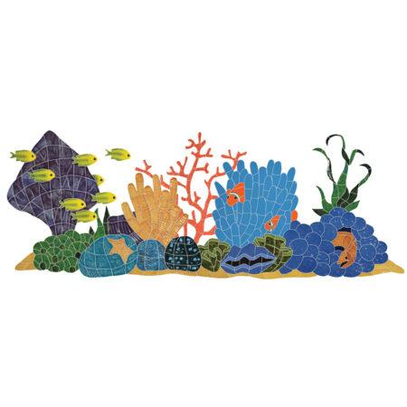 OCEAN REEF (OREMCOOL) 23″x60″