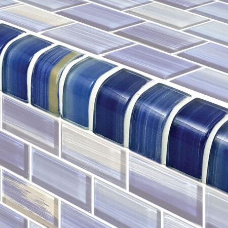 BLUE TRIM 1″x2″ (TRIM-GW82348B10) LINEAR FOOT