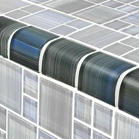 STEEL BLUE GRAY TRIM MIXED (TRIM-GW8M2348B9) 2″X2″ LINEAR FOOT