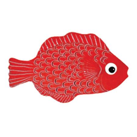 MINI TROPICAL FISH RED (TFIREDRB)
