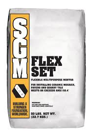 FLEX SET MULTI-PURPOSE MORTAR