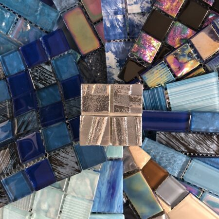 GLASS TILE COLLECTIONS