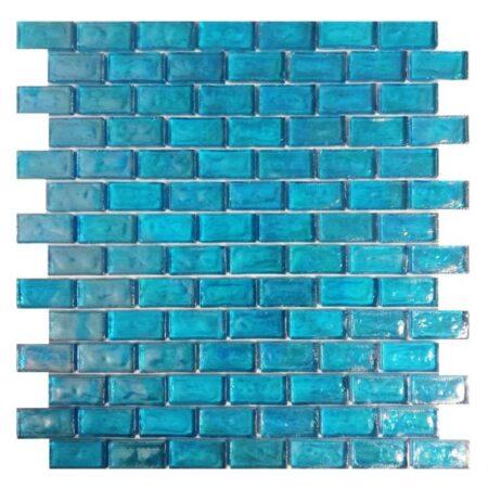 Malibu Azul Brick 12″ x 12″