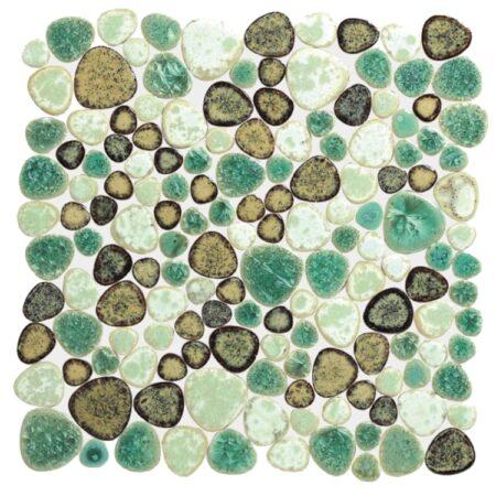 Mosaic Growing Grass 11.5″ x 11.5″