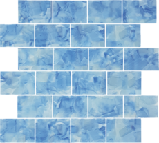 BLUE BELL 2″X 2″