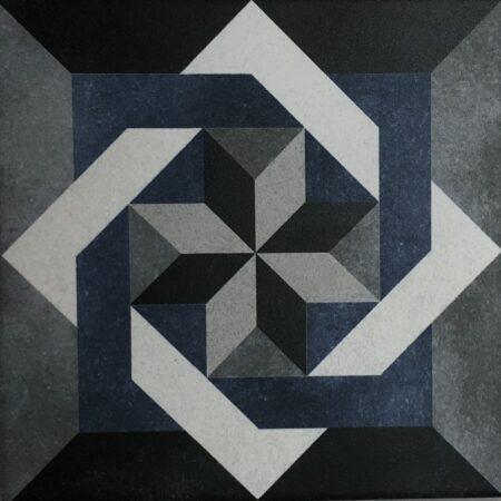 FLEUR ISABELLE CERAMIC 6″X6″