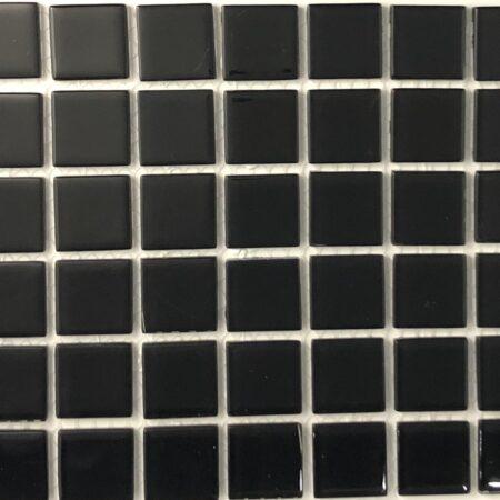 1″x 1″ Black
