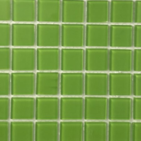 1″x 1″ Green