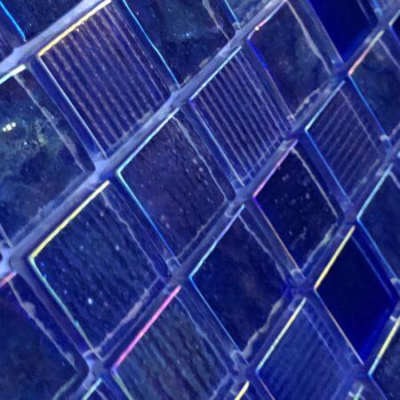 FIJI BLUE COBALT 1″x 1″ 8MM