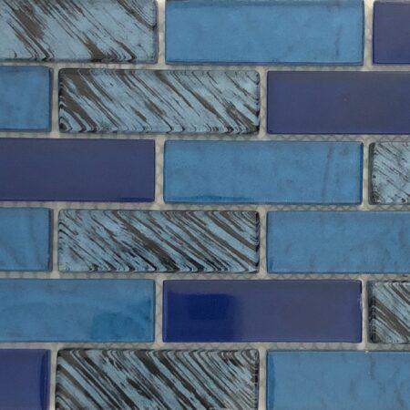 COSMO BLUE DARK 1″X 3″