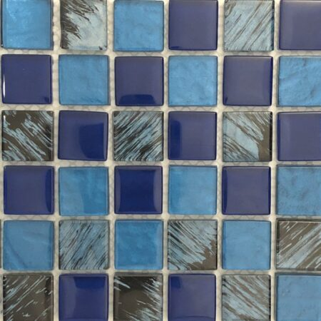 COSMO BLUE DARK 1″X1″