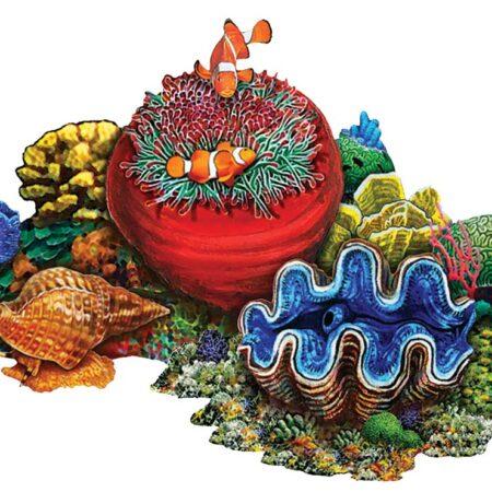 Coral Reef B 21″x15″