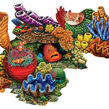 Coral Reef C 36″x24″