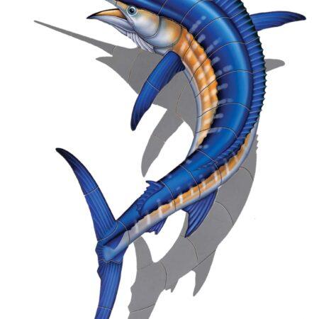 Marlin (with shadow) 71″x42″