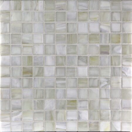 Agate 1 x 1 Mosaic / Color – Asolo Pearl
