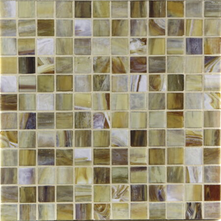 Agate 1 x 1 Mosaic / Color – Bassano Pearl