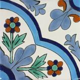 CERAMIC MEXICAN TILE – APODACA AZUL