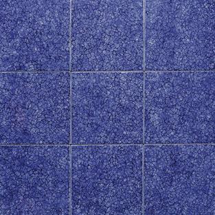 Blue  6×6 and 6×6 Bullnose  (Range Shown)