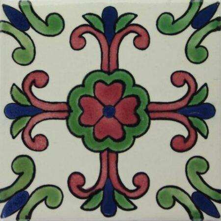 CERAMIC MEXICAN TILE – CAROLINA