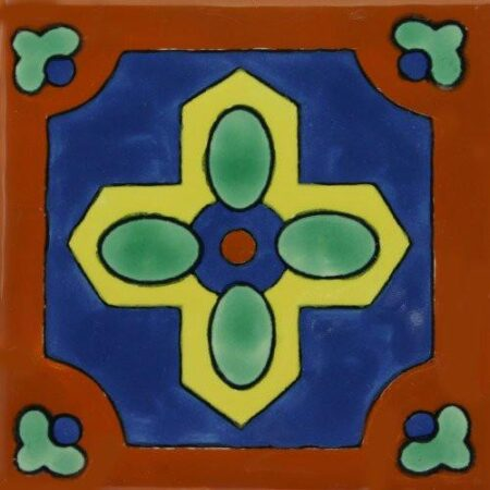 CERAMIC MEXICAN TILE – CRUZ DEL CENTRO