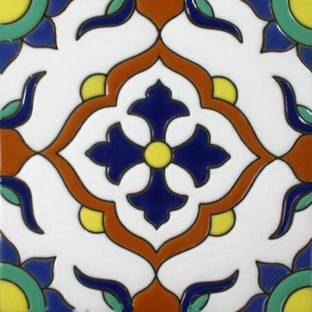 Mexican Talavera Pool Tiles