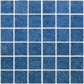Denim​  2×2 Mosaic 12×12 Sheet  ​(1 Pc per SF)