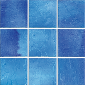 Indiano Azzurro  6×6 (Range Samples)