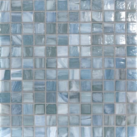 Shibui 1 x 1 Mosaic / Color – Zinc Natural