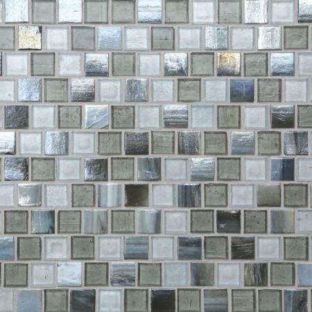 Tommy Bahama® 1 x 1 Offset Mosaic / Color – Pamukkale