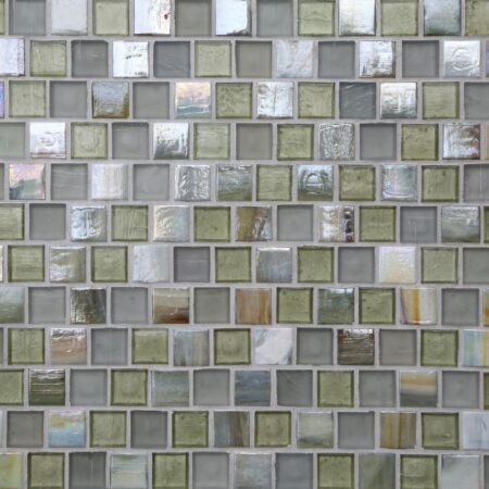 Tommy Bahama® 1 x 1 Offset Mosaic / Color – Socotra