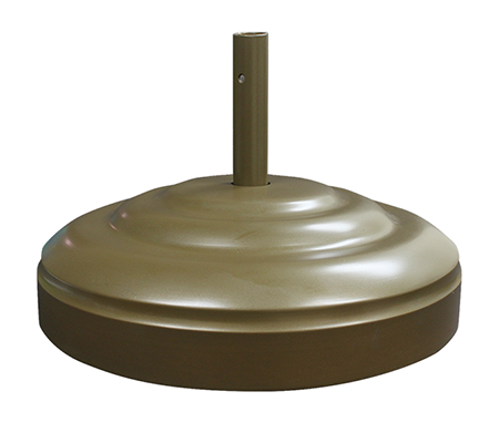 UMBRELLA ALUMINUM BASE