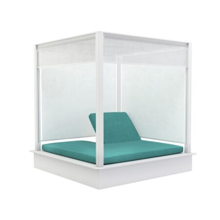 DAYBED SHIFT MESH WALLS