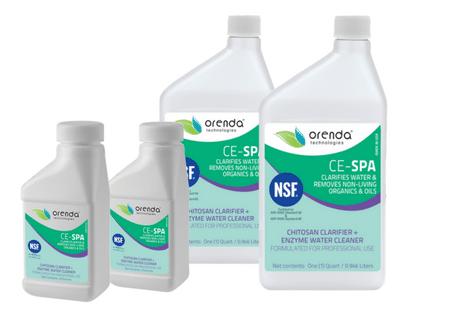 CE-SPA: Spa Clarifier + Enzyme