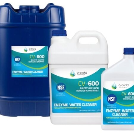 CV-600 Enzyme Water Cleaner