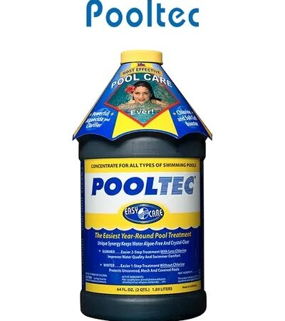 Pooltec® 3-in-1 Pool Water Treatment