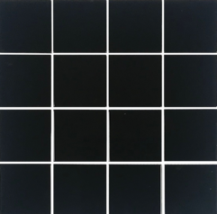 BLACK SOLID 3X3