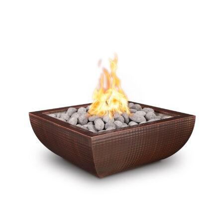 AVALON METAL FIRE BOWL