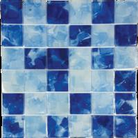 BLUE BELL IRIS BLEND 2X2