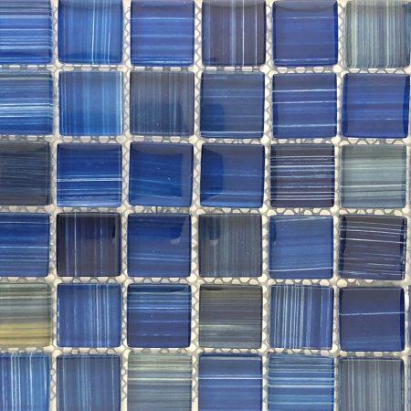 BLUE & GOLD BRUSH 1X1 8MM