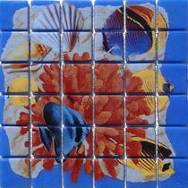 Deco Coral #1 6X6