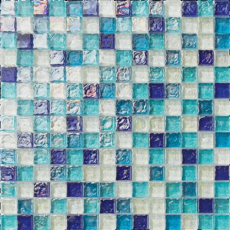 S1901 OCEAN BLUE BLEND 1X1